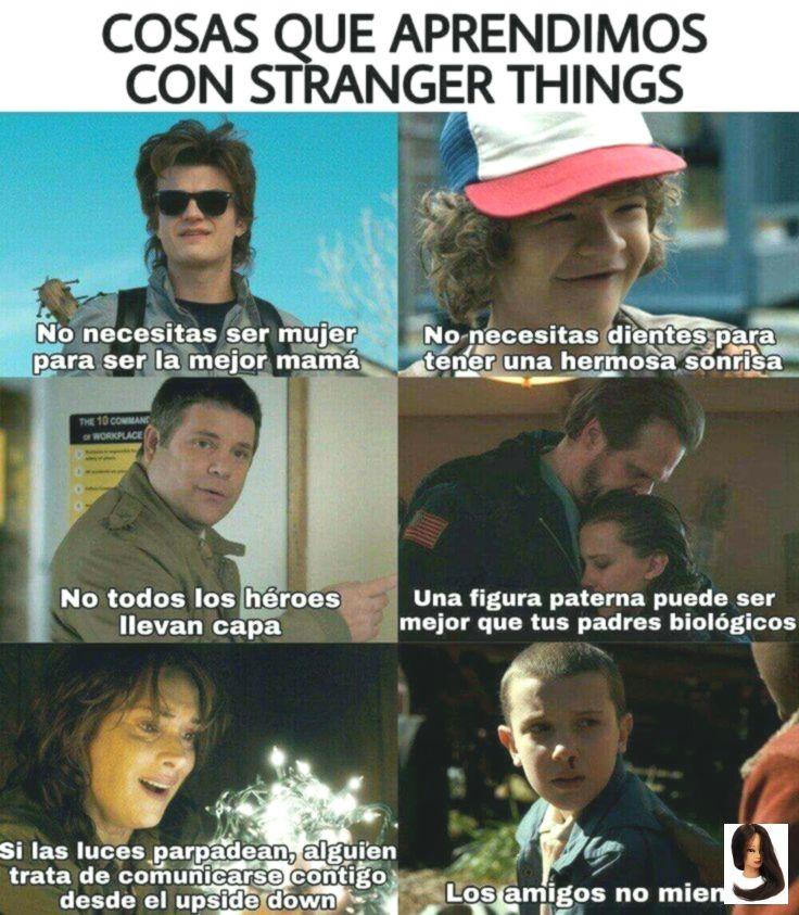 Things meme Resultat dimatges de memes de stranger things en español  Resultat dimatges de memes de stranger things en español