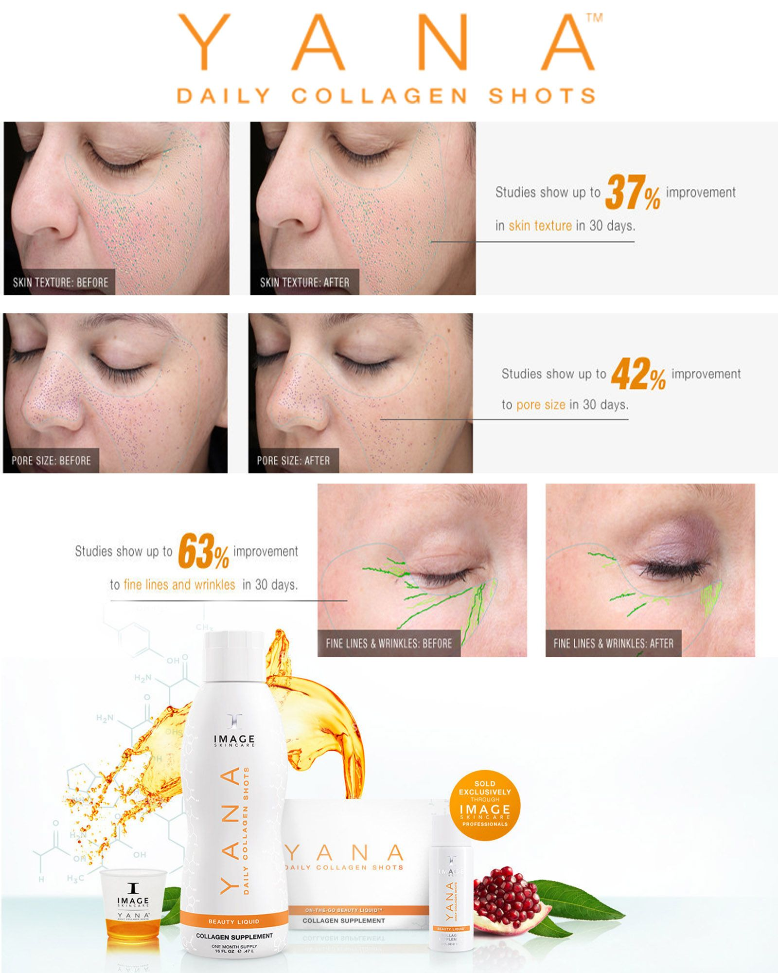 Yana Takes A 360 Degree Approach To Youthful Healthy Skin Skin Textures Organic Skin Care