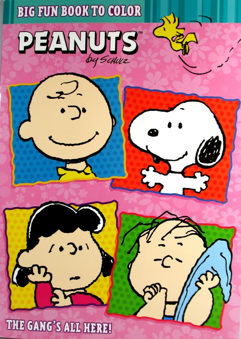 The gangus all here peanuts pinterest snoopy peanuts gang and