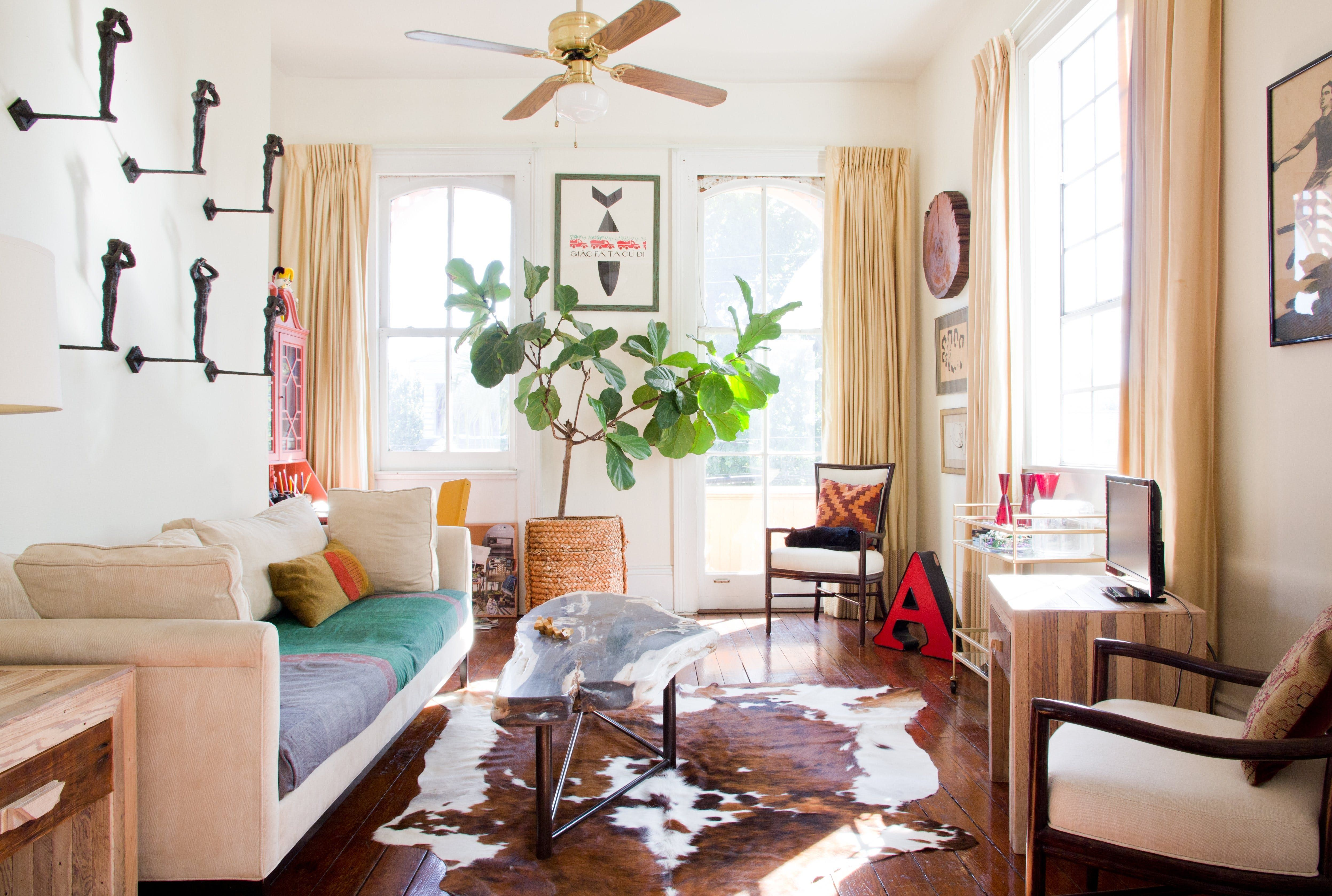 Alex's Layered, Laid-Back Uptown New Orleans Rental — House Tour