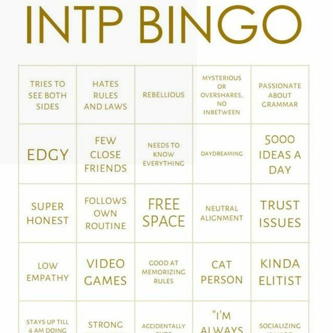 wow ok #intp | MBTI | Intp personality, Intp personality type, Intp