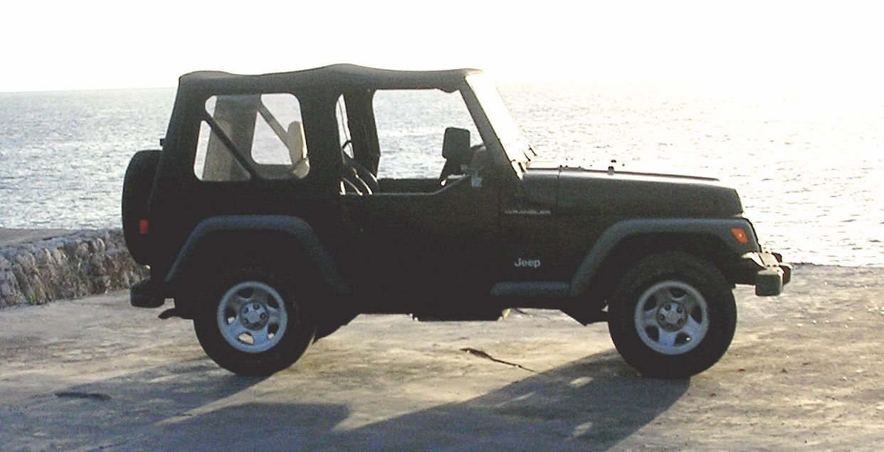 98 Jeep Wrangler Caribbean Close Out Sale New Price Jeep Wrangler Jeep Jeep Wrangler Sport