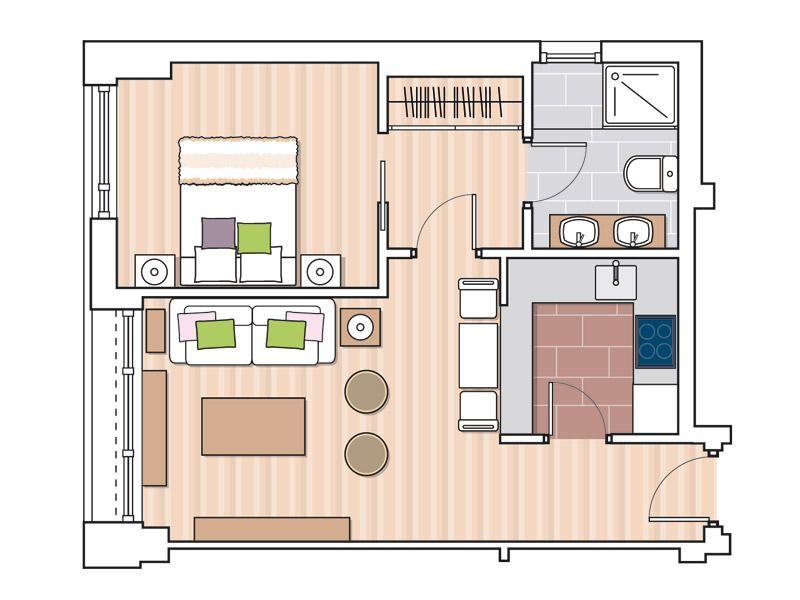 Planos y presupuesto de la reforma smallest house lofts - Presupuestos para reformas ...