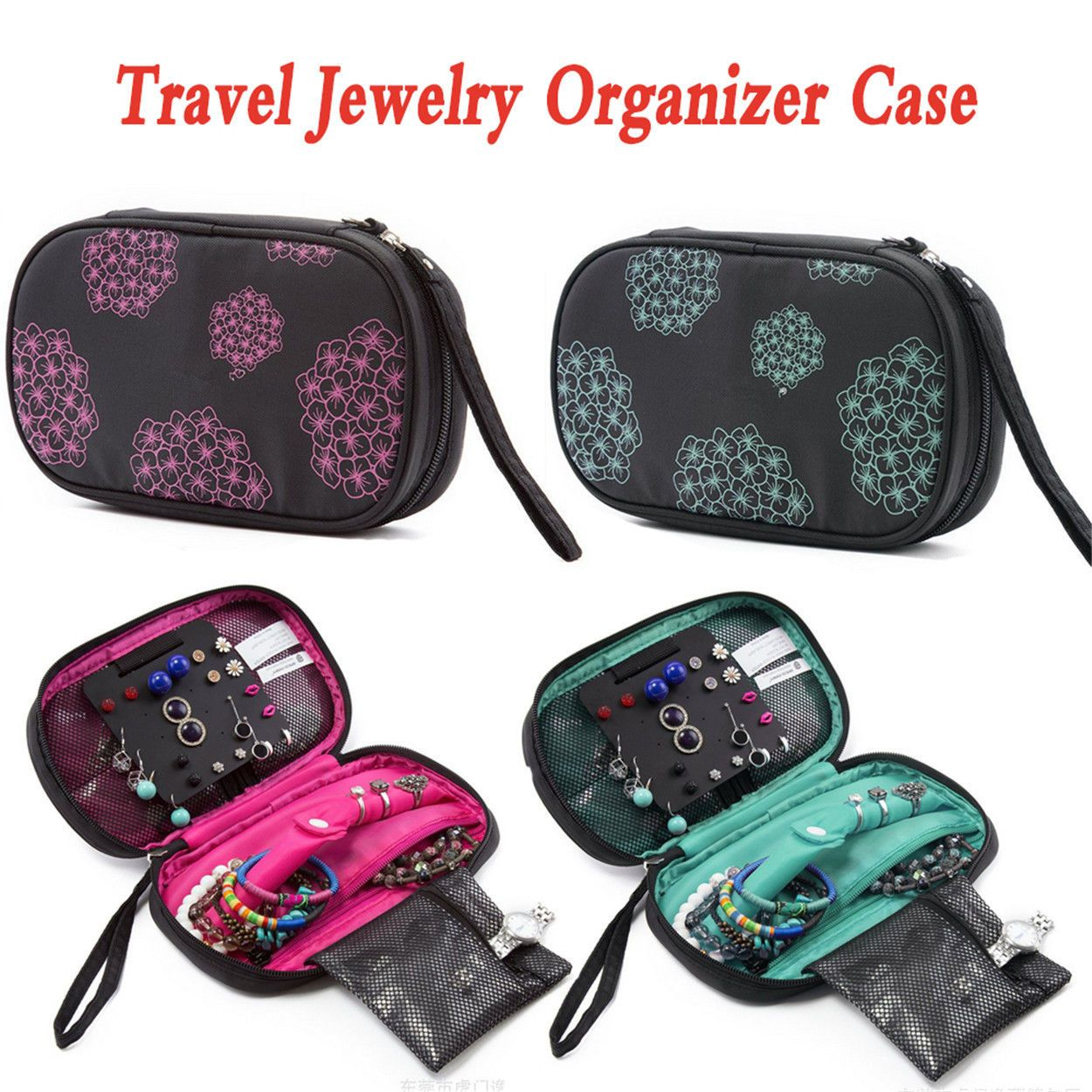 Jewellery Boxes Ebay Fashion Products Travel Jewelry Organizer