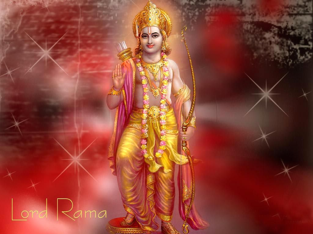 Lord Shri Ram Wallpaper Free Download