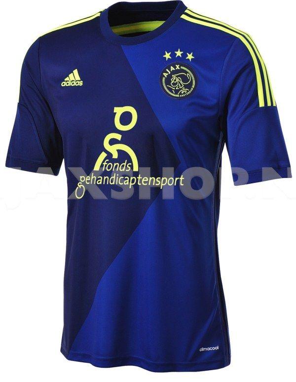 0fd06325d91 AFC Ajax Amsterdam Jerseys Away 2014-2015