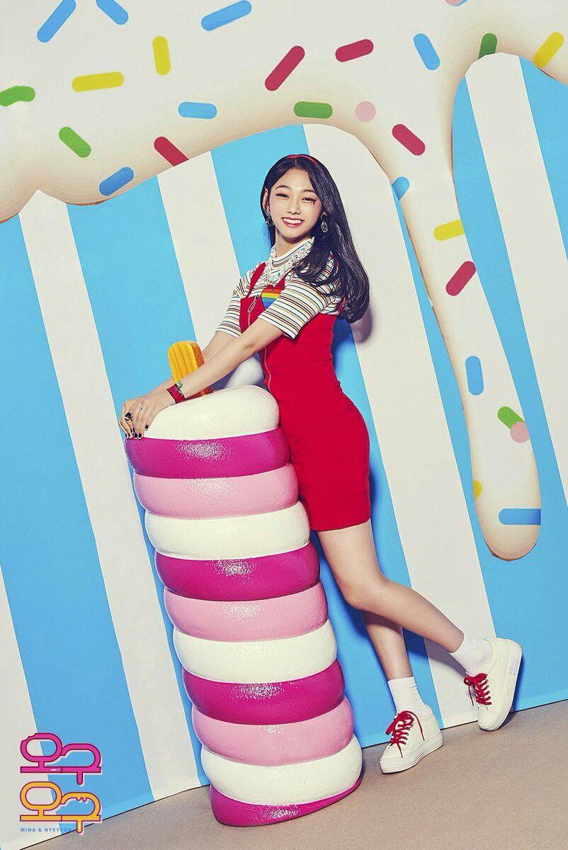 Pin by Alamira Alhsne on gugudan Mina, Korean girl