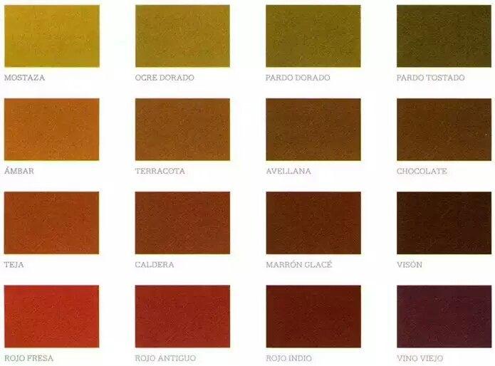 Crear Color Marron
