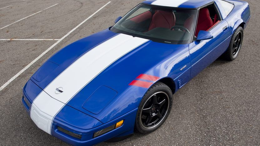 1996 Chevrolet Corvette Grand Sport Coupe 8 Corvette