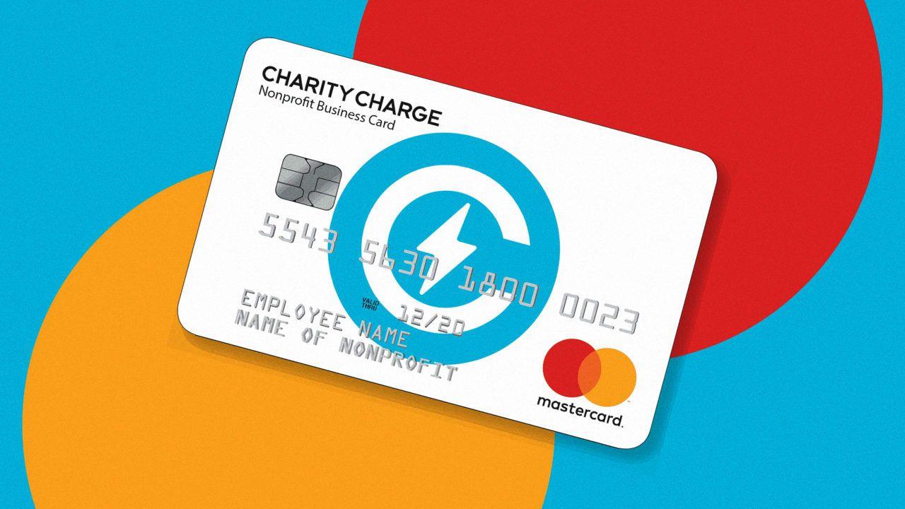 This Business Credit Card For Nonprofits Helps Charities Reward Themselves Rewards Credit Cards Business Credit Cards Mastercard