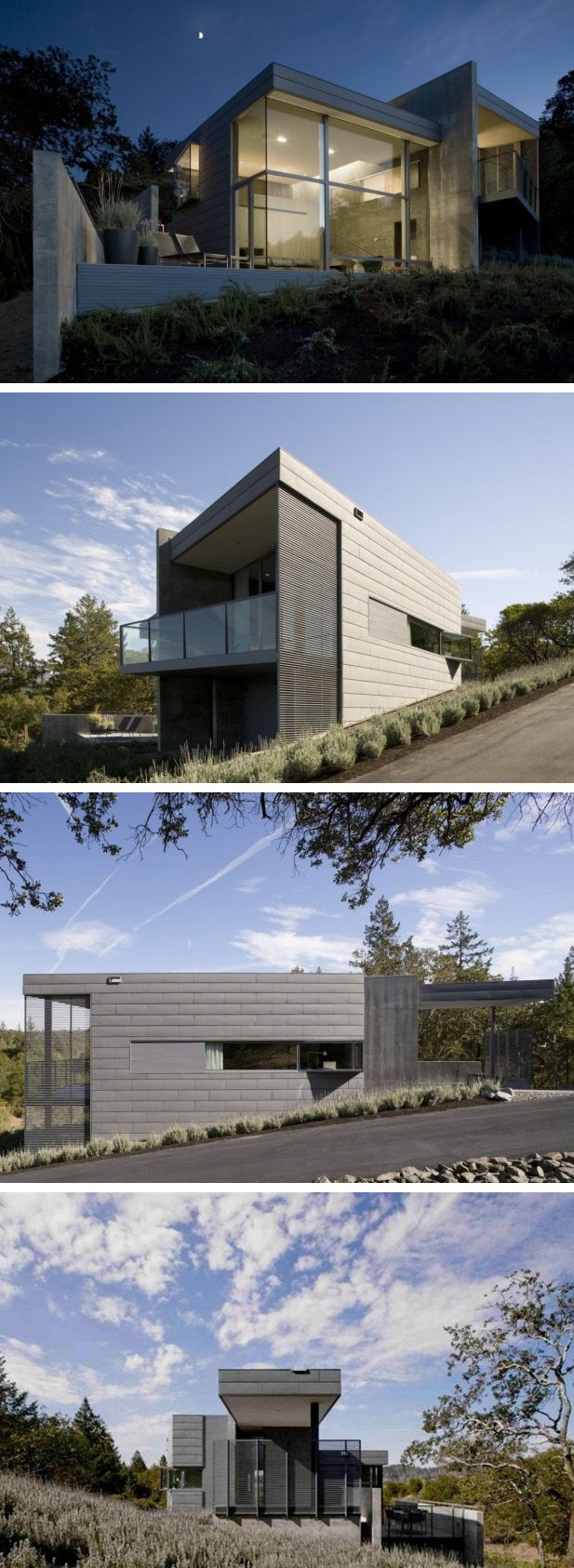 Cooper joseph studio designed this house in the dry creek - Architectural designers near me ...