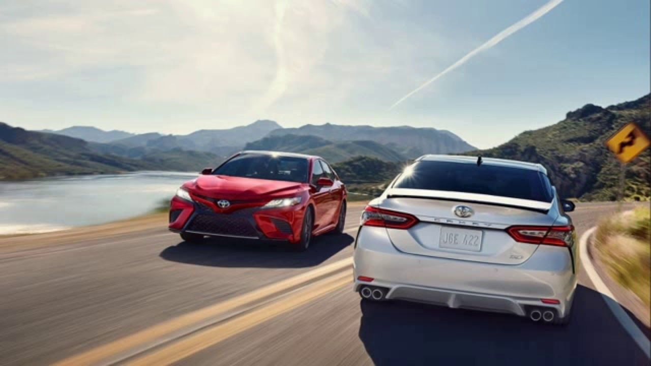 2020 Toyota Camry new hybrid model, all details Toyota