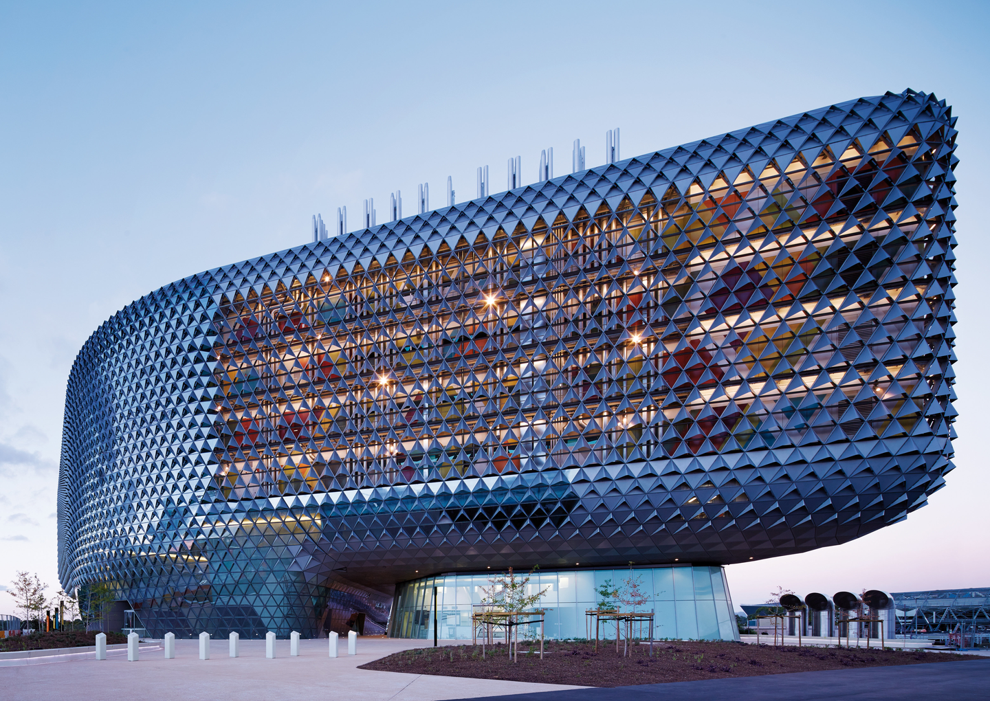 South Australian Health and Medical Research Institute | Projects | Woods Bagot