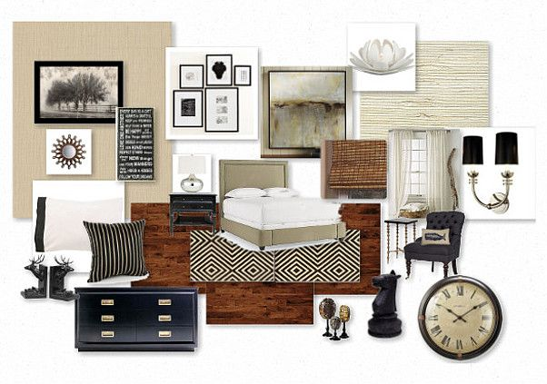 Check out this moodboard created on @olioboard: Manly bedroom by sallyjl