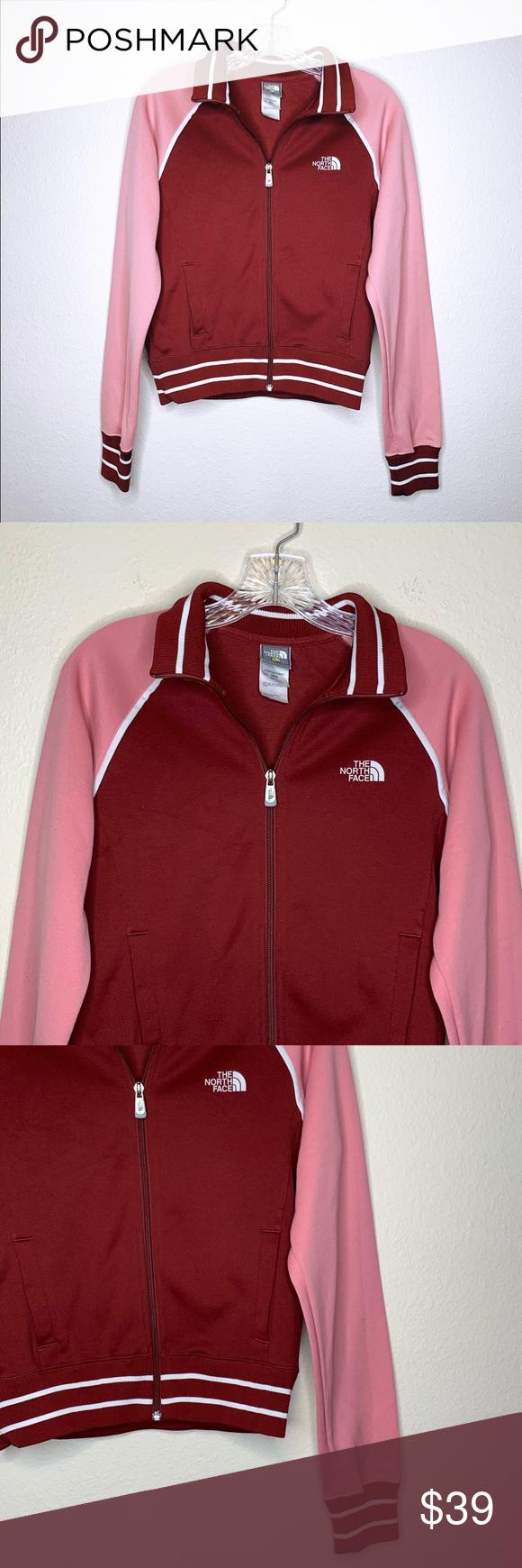 The North Face Vintage Burgundy Pink Jacket Pink Jacket Clothes Design The North Face [ 1740 x 580 Pixel ]