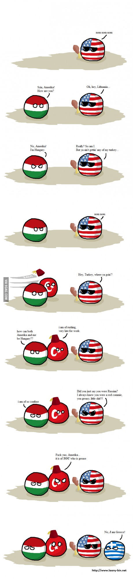 Country сonfusion, SO DAM FUNNY THO!