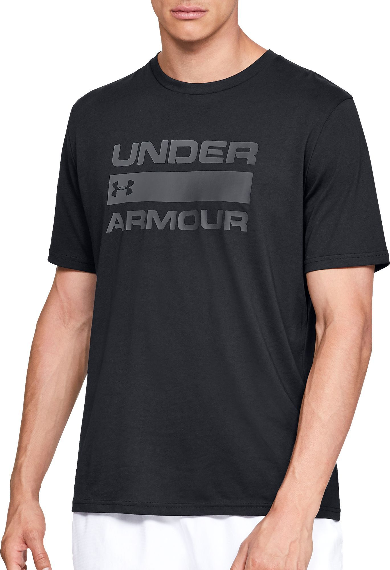 37308d87b3 Under Armour Men s Challenger Graphic Soccer Training T-Shirt