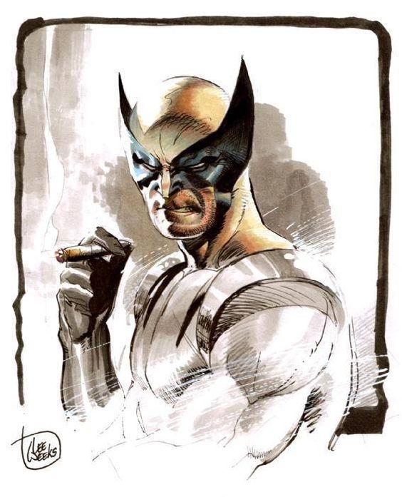 Wolverine - Lee Weeks