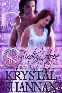 Finding Hope Cover Reveal  ~Author Krystal Shannon