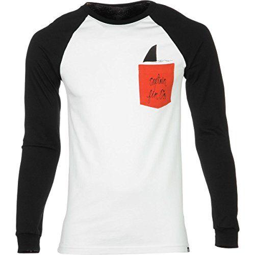 This shark t-shirt has pectoral fin pockets. | Rebrn.com