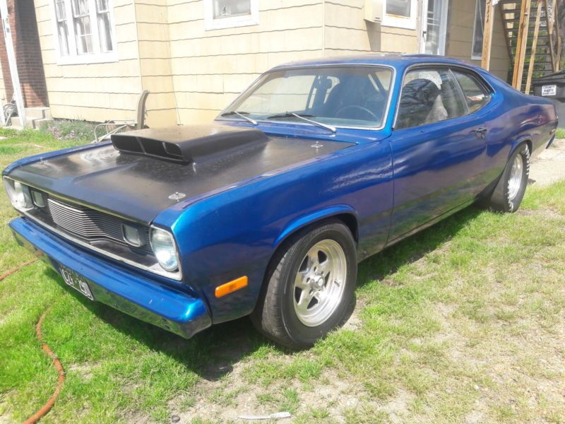 1972 Plymouth Duster 1972 plymouth duster #ad | Classic Cars for ...