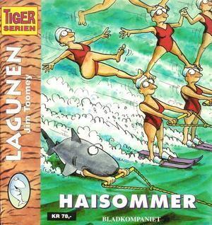 """""""Lagunen - haisommer"""" av Jim Toomey"""