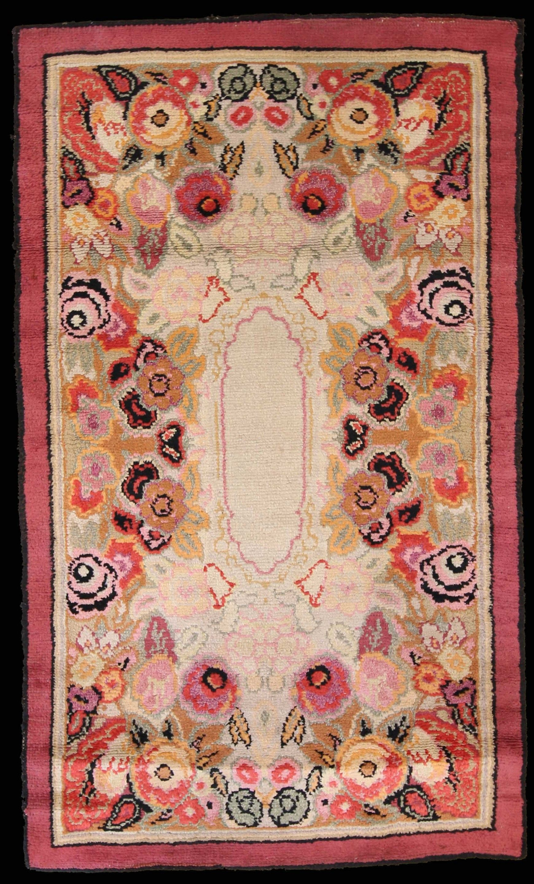 Art Deco Rug By Edouard Benedictus