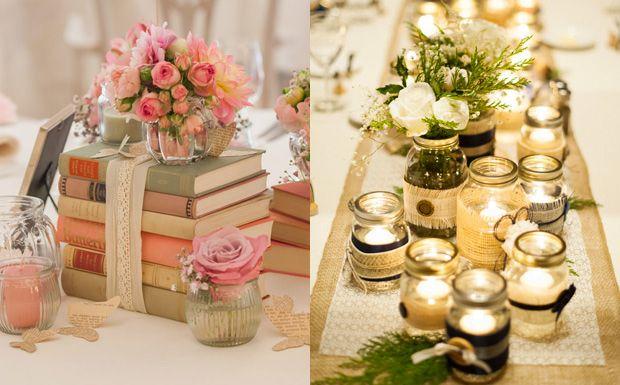 8 centres de table diy pour votre mariage d coration de mariage pinterest cadeau mariage. Black Bedroom Furniture Sets. Home Design Ideas
