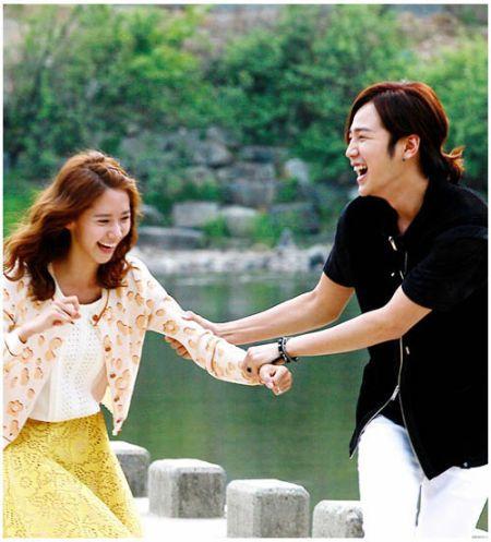 Yoona (Jung Hana/ Young Kim Yoon Hee) – Jang Geun Seuk ...