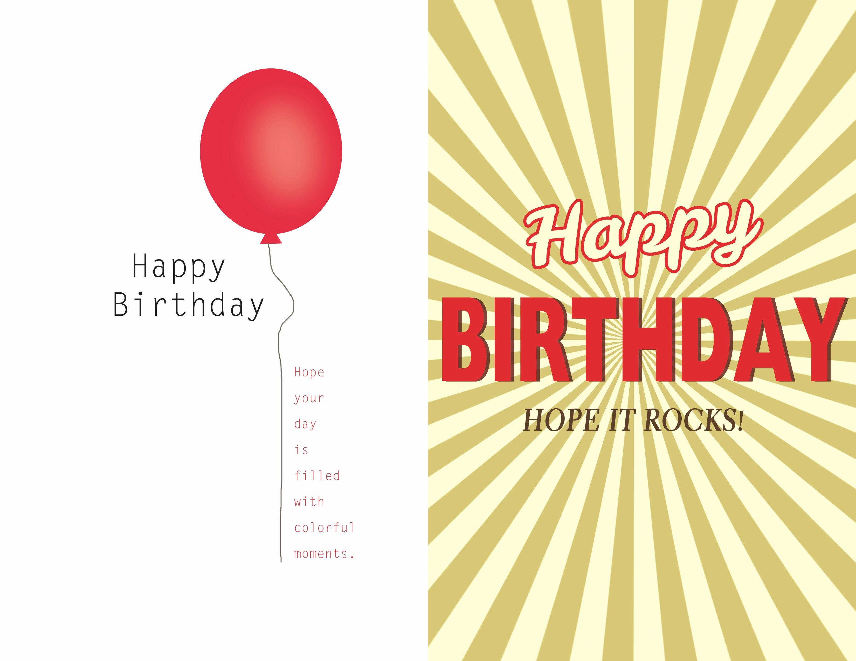 Happy Birthday Card Template Bedfordfarmersmkt For Quarter Fold Birthday Car Birthday Card Printable Birthday Card Template Free Free Greeting Card Templates