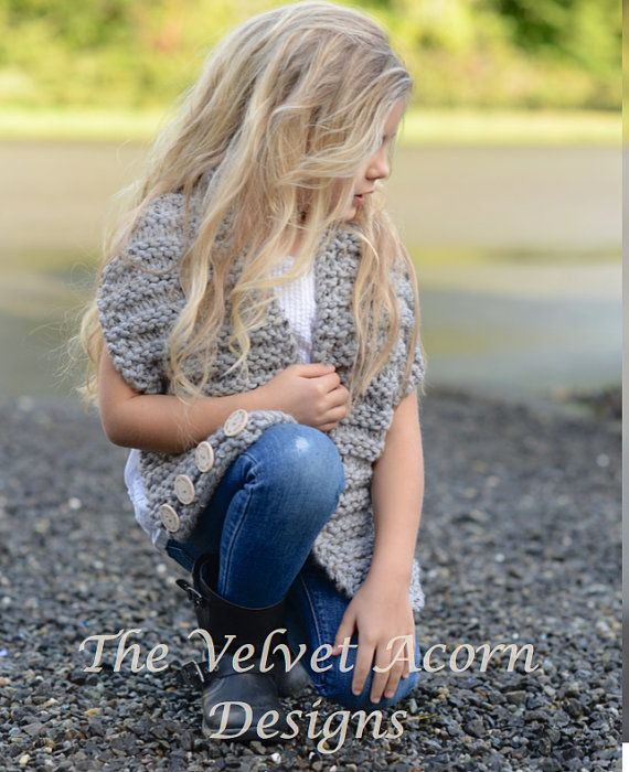 Knitting PATTERN-The Sandstone Set (Small, Medium, Large sizes)   Tejido