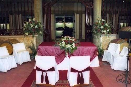 Decoraci n para bodas fotos de ideas para decorar el - Decoracion bodas civiles ...