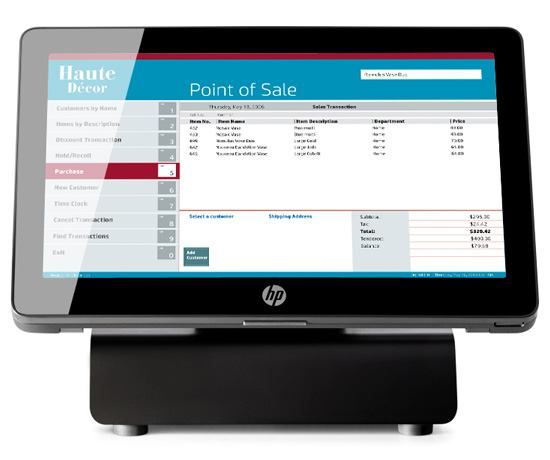 HP RP7 Retail System - Model 7100 gallery3