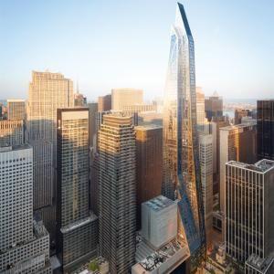 53w53 Moma Tower Skyscraper Architecture Buildings Skyscraper Architecture New York City Buildings