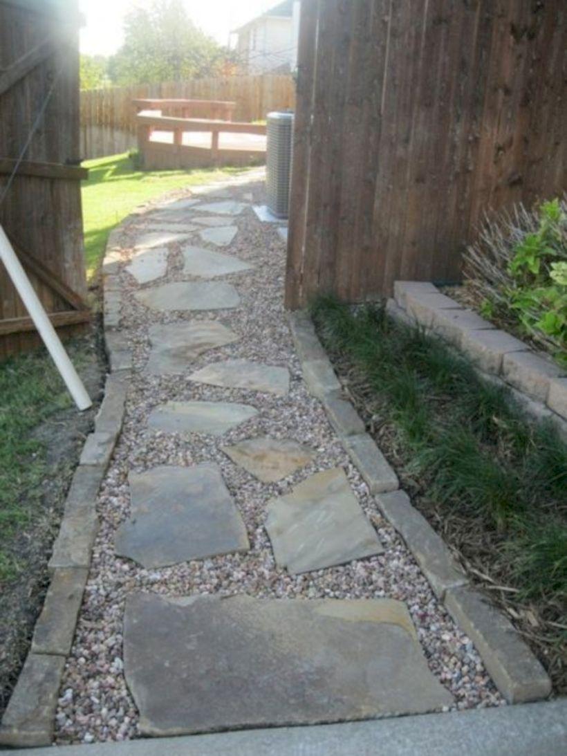 nice 38 incredible diy stone pathway ideas backyard on extraordinary garden stone pathway ideas to copy id=56128