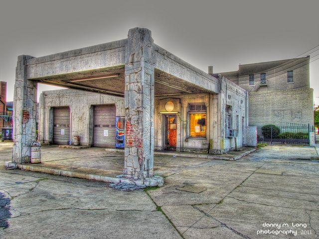 Old Gas Station Gadsden Al Old Gas Stations Gas Station Gadsden