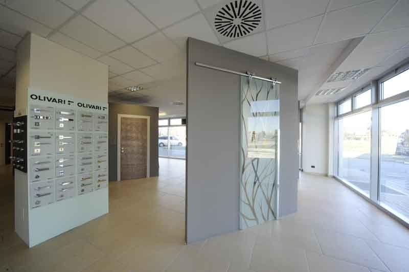 Maniglie di Design Olivari e porte da interni di design in questa ...