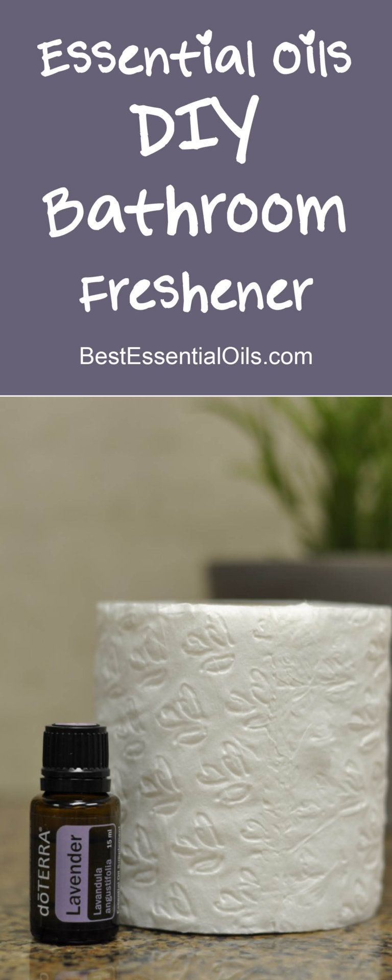 Essential Oil Bathroom Cleaner Recipes Go Green