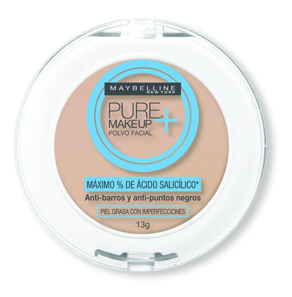 maquillaje compacto piel grasa