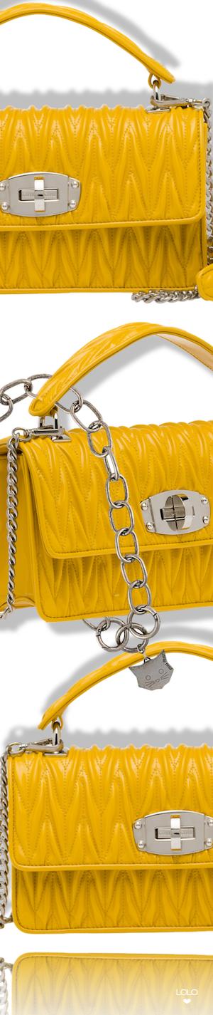 MIU MIU CLEO PATENT LEATHER SHOULDER BAG and MIU MIU NECKLACE  miumiu   handbags e8a0eb97c2ea1