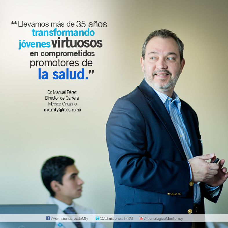 Dr Manuel Prez Director De CarreraMdico Cirujano Physician