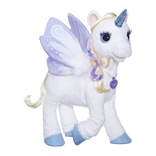 Why we like it The interactive unicorn plush pet from