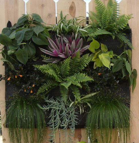 Vertical Garden Solutions And Mobile Vertical Gardens