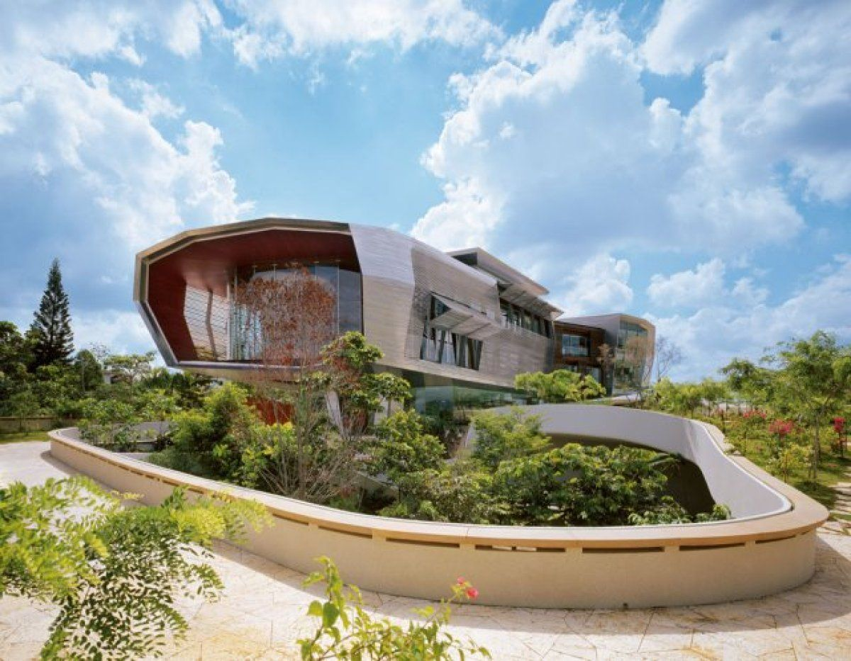 The 100 Craziest Houses In The World Architecture Contemporary House Dream House