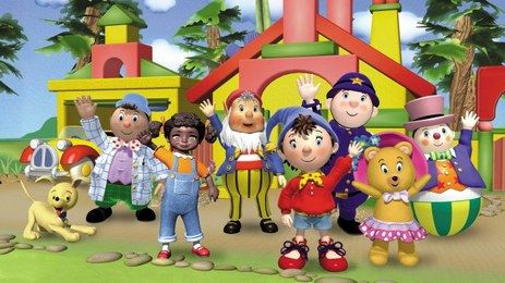 Make Way For Noddy Miss Those Days Cartoon Pics