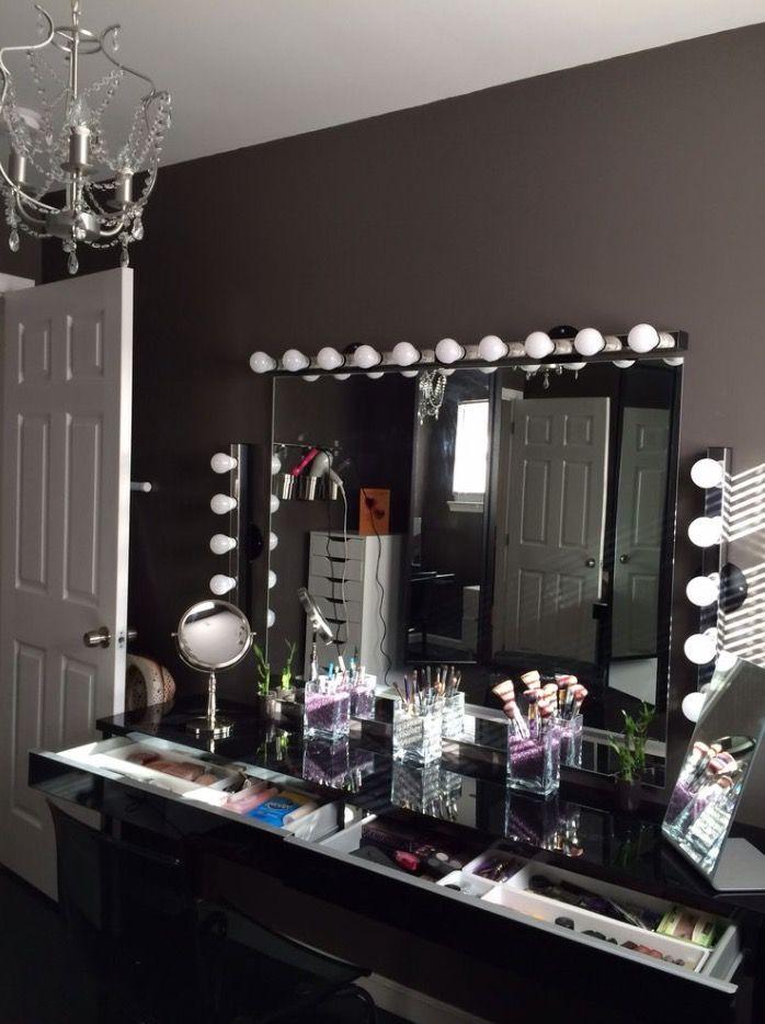 Schlafzimmer Ideen, Ideen Fürs Zimmer, Wunschdenken, Ein Mädchen Sein,  Kosmetikstudio, Friseursalon, Gemütliches Wohnen, Deko Ideen, Gute Ideen