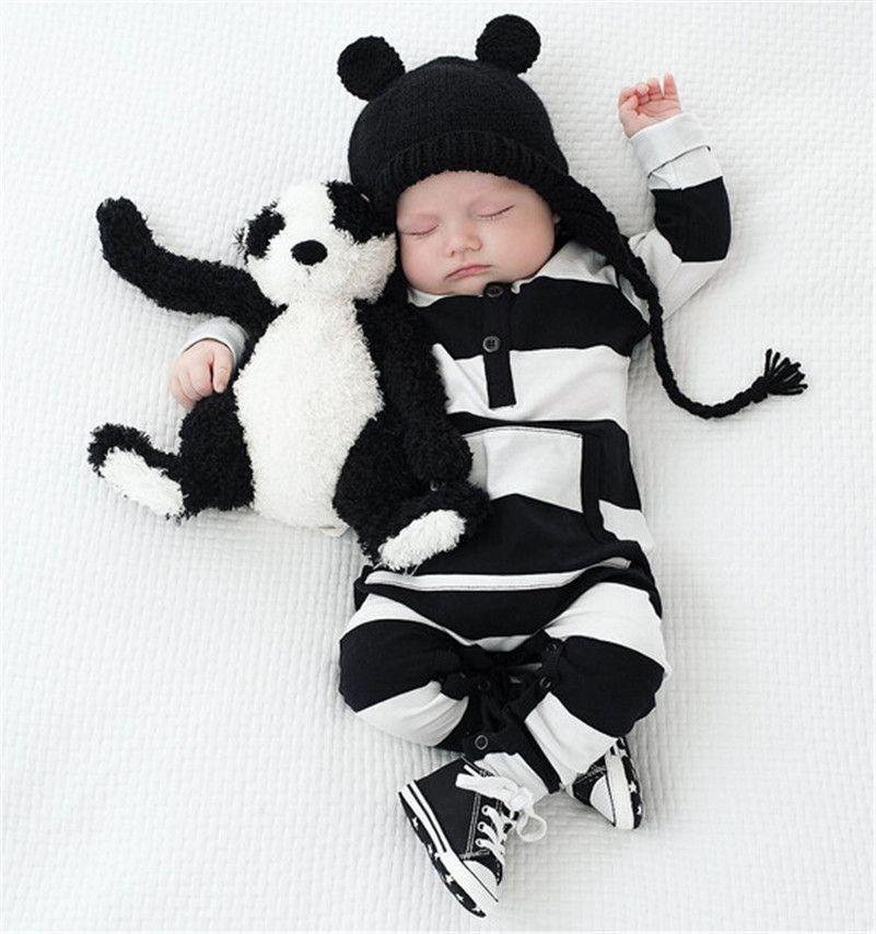743fd201e Pasgeboren Baby Boy Kleding 2016 Merk Ontwerp Katoen Pasgeboren Baby ...