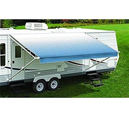 RV Trailer CAREFREE CO Fiesta Patio Awning Spring Assisted 55