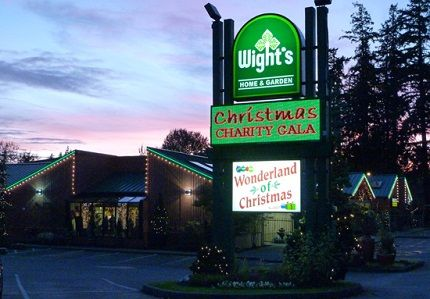 Wights Nursery In Lynnwood Wa Been There Done That