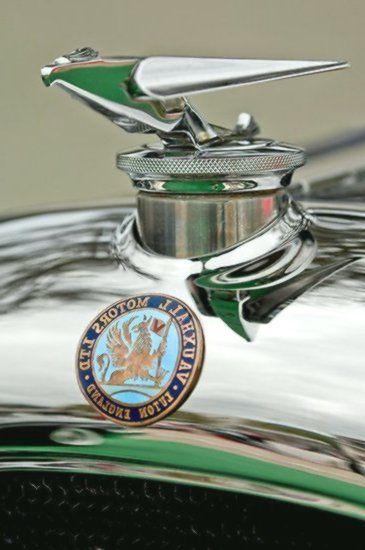"Insurance Logo Design Hood Ornaments ""Classic Car Hudson ..."